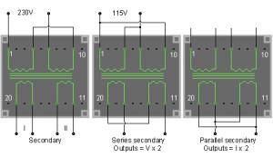 UI39 schema elettrico - Electrical schematic
