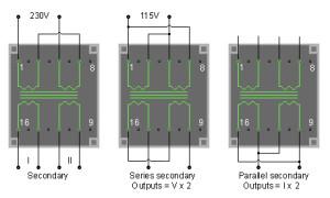UI30 schema elettrico - Electrical schematic