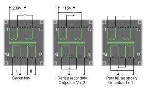 UI48schema elettrico - Electrical schematic