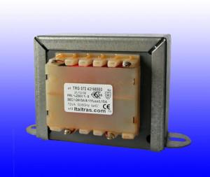 Trasformatore EI84 a giorno con Open transformers